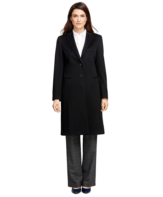 d88947de293 Single-Breasted Wool Coat - Brooks Brothers