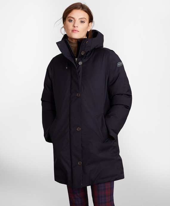 Polar Series™ Waterproof Wool Parka Navy