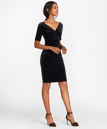 Dresses For Women Amp Designer Dresses Brooks Brothers
