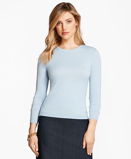 Saxxon™ Wool Crewneck Sweater