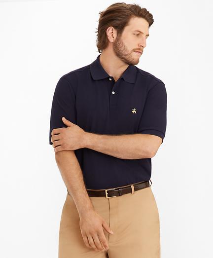 Big & Tall Supima® Cotton Performance Polo Shirt